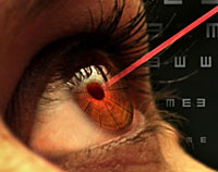 Those interested in any of the corneal modifications should first have a comprehensive eye examination.