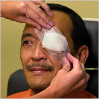 Glaucoma is the leading cause of blindness among Hispanics.