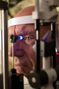 An anuual eye exam can help catch evastating eye diseases, like glaucoma and macular degeneration, early. Early detection increases the chances of maintaining healthy vision in senior years.